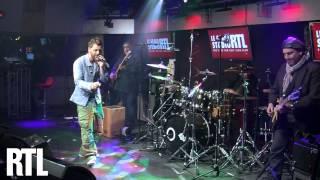 Christophe Maé - La rumeur en live dans le Grand Studio RTL - RTL - RTL