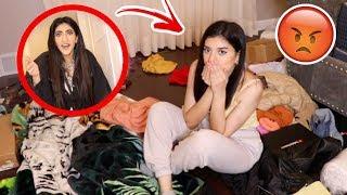 خربت غرفة اختي وسرقت اغلى اغراضها عصبتت! (الانتقام)