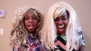 Shasha CRAZY GYMNASTICS! - Shiloh and Shasha - Onyx Kids