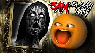 3AM BLOODY MARY CHALLENGE! [Annoying Orange Shocktober]