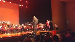 Bandas Marciais em Concerto Serra Gaúcha   B M Cristóvão   James Bond