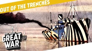 Dazzle Camouflage and Sabotage in WW1