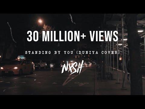 Nish - Standing By You (Duniya Cover) | OFFICIAL VIDEO | BANGLA | LUKA CHUPPI | AKHIL | DHVANI B