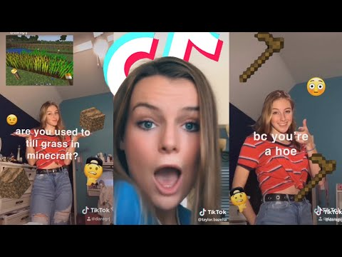 tik toks that are too... SO WE BACK IN THE MINE!