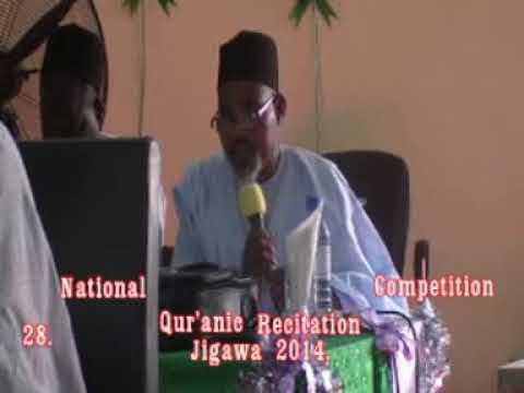 2014 Nigerian Musabaka: Katsina State 60 Hizb Female Participant