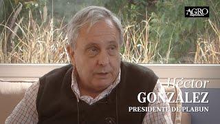 Héctor Gonzalez - Presidente de Plabun