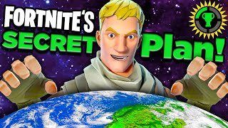 Game Theory: The Secret Fortnite Agenda NO ONE Is Talking About!