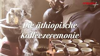 Coffee to stay: die äthiopische Kaffeezeremonie