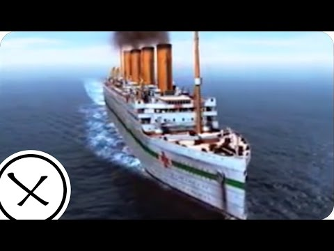 The Sinking of the Britannic