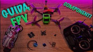 GUIDA FPV | come funziona un DRONE FPV? Episodio #0