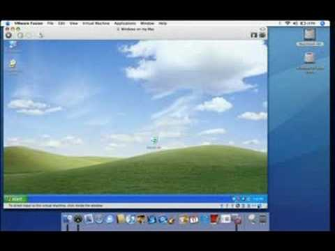 VMware Fusion tutorial