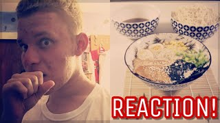 How To Make Ramen Reaction
