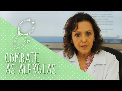 Eczema em um pescoço no adulto