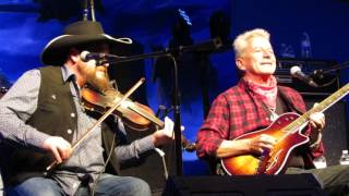 """""""Did You Ever See Dallas From a DC-9 at Night"""" - Joe Ely with Reckless Kelly"""
