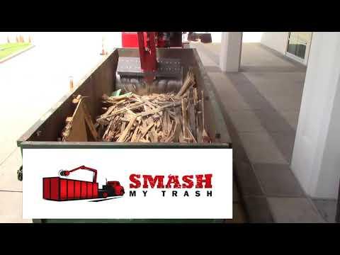 , title : 'Wreck'n Trash at Build Expo   Smash 3