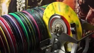 """Jukebox Jonnie Plays: Spanish Harlem - Aretha Franklin 1971 Colour Vinyl 7"""" Single"""