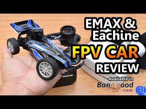 Emax Eachine Interceptor FPV Car Short Review
