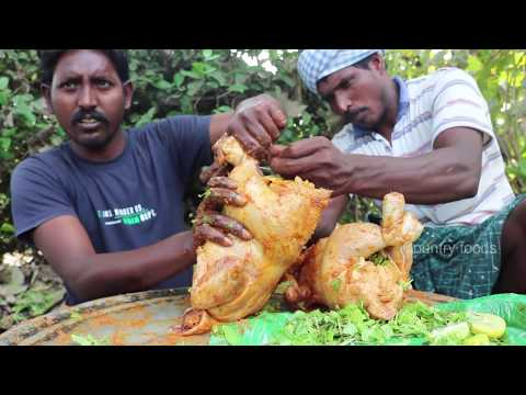 Mud Chicken Recipe | Village Style Chicken Roast recipe By Country Boys | Country foods