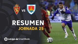Resumen de Real Zaragoza vs CD Numancia (1-0)