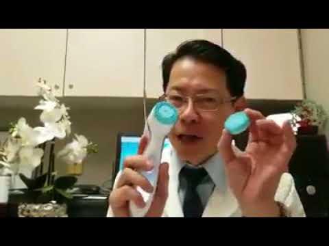 Bác sĩ thẩm mỹ nói về máy rửa mặt LumiSpa