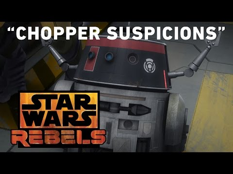 Star Wars Rebels 3.19 (Clip)