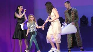 NATALY LORES SOLO/ Emma's debut / I Got You cover by a  9-year-old girl