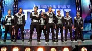 Les AMC - Incroyable Talent 2012