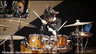 Saint Seiya - Pegasus Fantasy Drum Cover By Tarn Softwhip