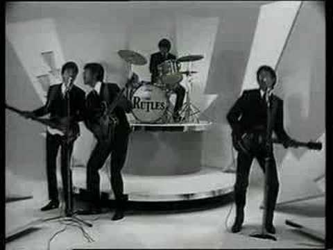 THE RUTLES - Hold My Hand (1963)