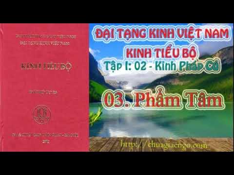 Kinh Tiểu Bộ - 014. Kinh Pháp Cú - 03. Phẩm Tâm