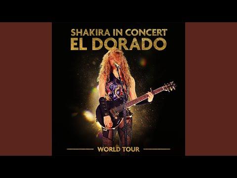 La La La (Brasil 2014) /Waka Waka (This Time for Africa) Medley (El Dorado World Tour Live)