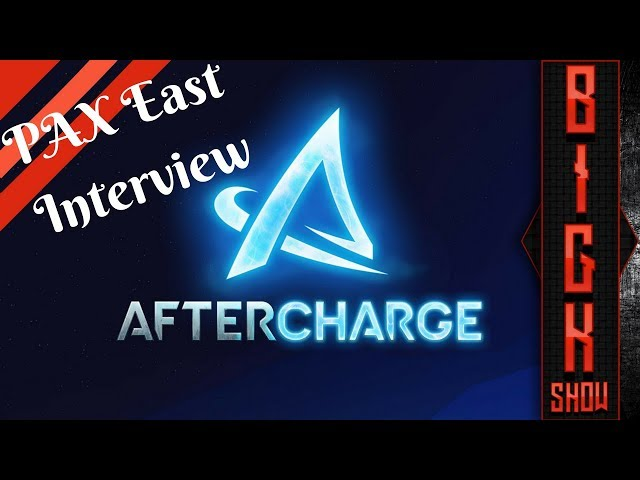 PAX East Interview 2018: Laurent from Aftercharge