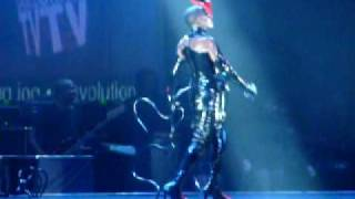 Grace Jones Singing Demolition Man - Live from the Royal Abert Hall