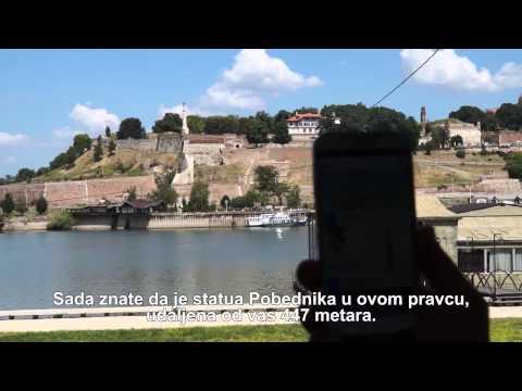 Video of Belgrade Talking