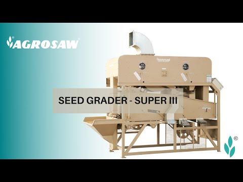 Seed Grader / Fine Cleaner (Super)