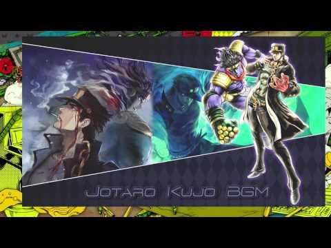 JoJo's Bizarre Adventure: Eyes of Heaven OST - Jotaro Kujo