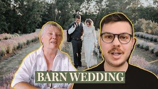 The Lavender Farm (Rustic Barn Wedding Venue) And Interview