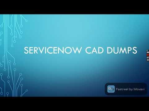 Servicenow CAD Exam Dumps - YouTube