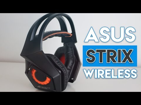 ASUS STRIX 7.1 Wireless Headset Review! [BEST GAMING HEADSET?!]