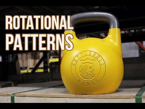 Kettlebell Certification Demonstration: Rotational Patterns - YouTube
