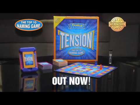 Youtube Video for Tension - Top 10 Naming Game!