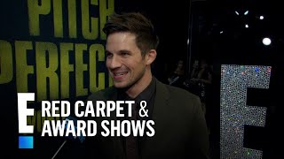 Matt Lanter Is Excited To Be A Father! | E! Red Carpet & Award Shows