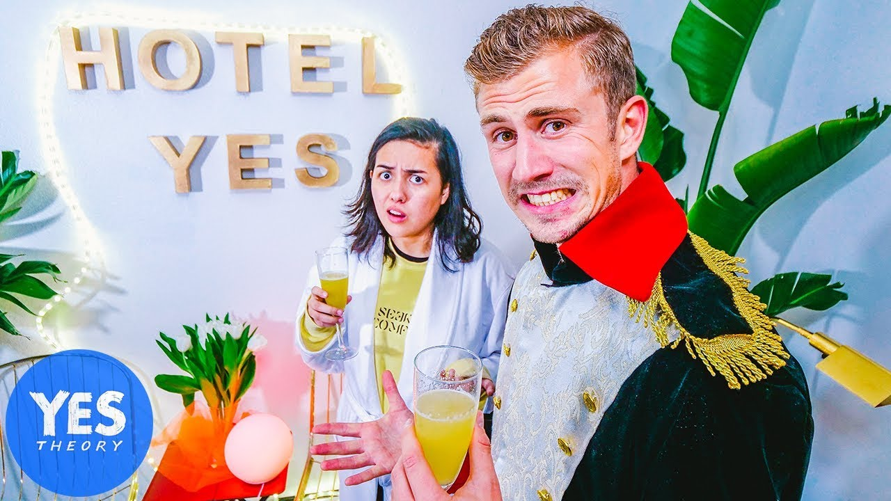 Turning our House into a Fake Hotel in 72hrs…(ft. Elle Mills) Screenshot Download