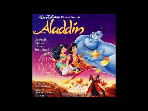 Aladdin (Soundtrack) - One Jump Ahead