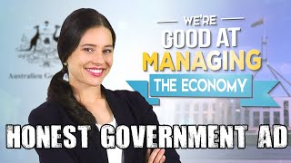Honest Government Ad | The Recession