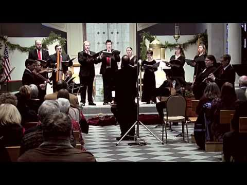 From Claudio Monteverdi's Marian Vespers of 1610, performed by Consortium Carissimi in St. Paul, MN January 4, 2015.