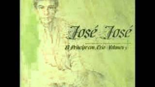 Jose Jose - Voy A Llenarte Toda con trio