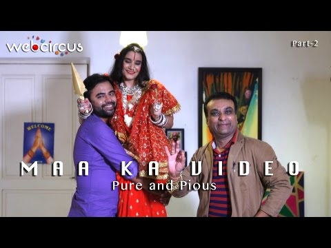 Radhe Maa Ka Video, Spoof, Radhe maa caught on camera getting ready ,Pure and Pious