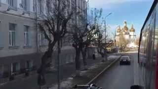 Тюмень. Обзорная экскурсия по городу на автобусе