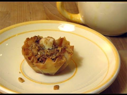 """Mini Baklava Recipe by Laura Vitale – """"Laura In The Kitchen"""" Episode 43"""